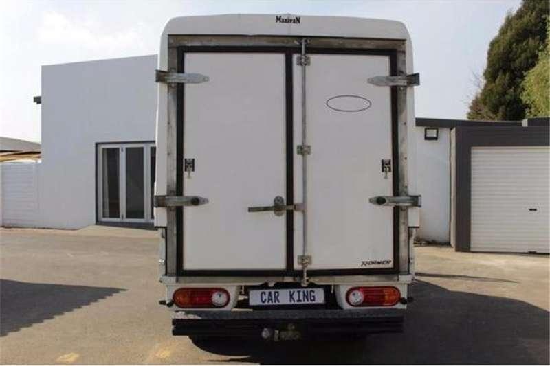 Hyundai Bakkie 2.6i D F/C D/S 2007