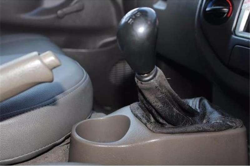 Hyundai Bakkie 2.6i D F/C D/S 2009