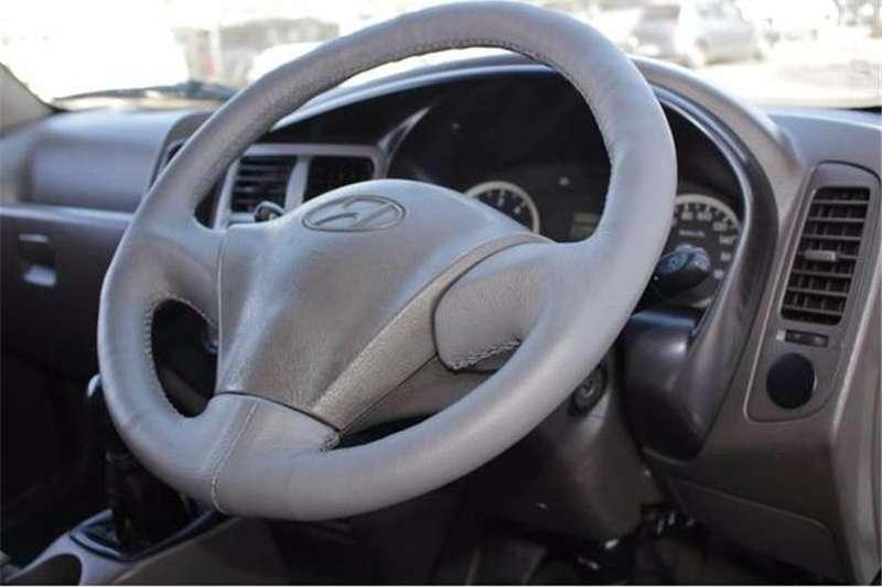 Hyundai Bakkie 2.6i D F/C D/S 2010