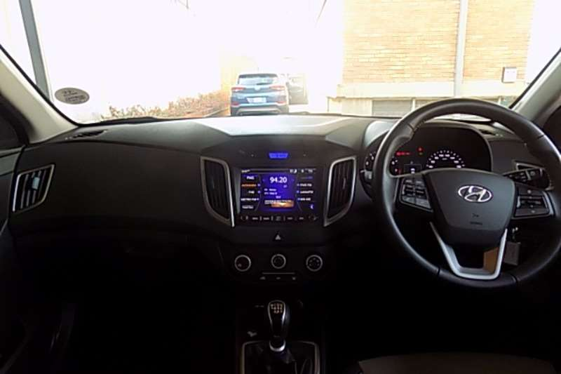 Hyundai Creta 1.6 Executive 2017