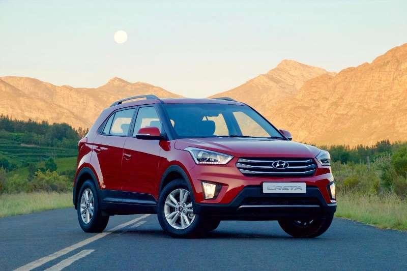 Hyundai Creta Creta 1.6 CRDi Executive auto 2017