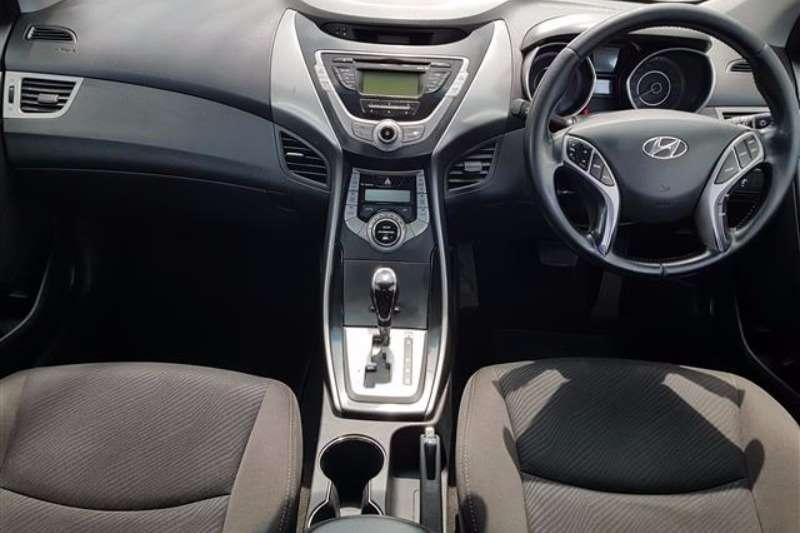 Hyundai Elantra 1.8 GLS auto 2012