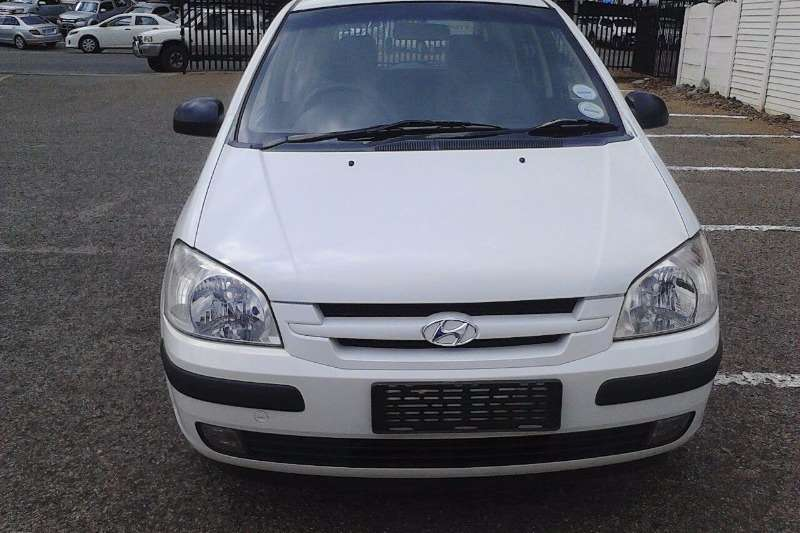 2004 hyundai getz 1 3 hatchback fwd cars for sale in gauteng r 69 900 on auto mart. Black Bedroom Furniture Sets. Home Design Ideas