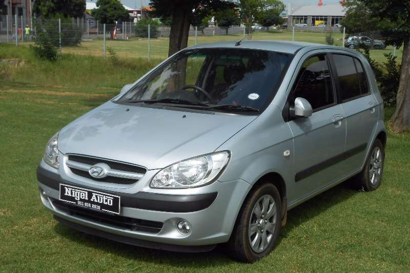 2007 hyundai getz 1 4 gl hatchback fwd cars for sale in gauteng r 69 999 on auto mart. Black Bedroom Furniture Sets. Home Design Ideas