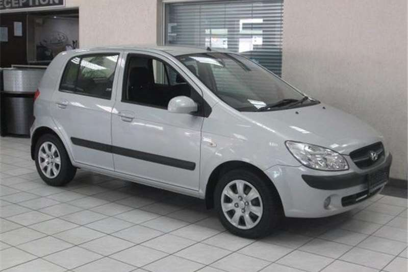 Hyundai getz 2010 for sale