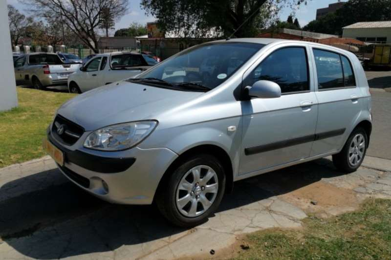 Hyundai Getz 1.4 GL high-spec 2010