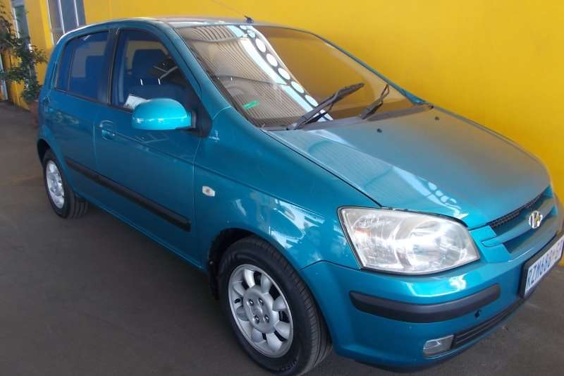 Hyundai Getz 1.5CRDi high-spec 2005