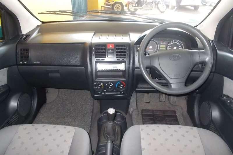Hyundai Getz 1.5CRDi high spec 2005