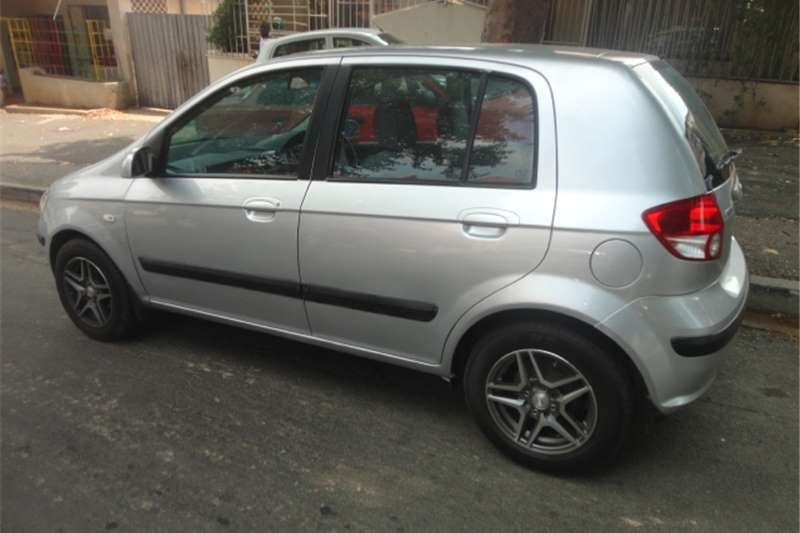 2005 hyundai getz 1 6 hatchback fwd cars for sale in gauteng r 55 000 on auto mart. Black Bedroom Furniture Sets. Home Design Ideas