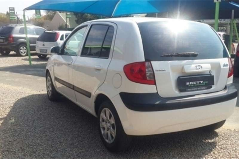 2009 Hyundai Getz for sale 1.4 FF ACCIDENT FREE Cars for sale in ...