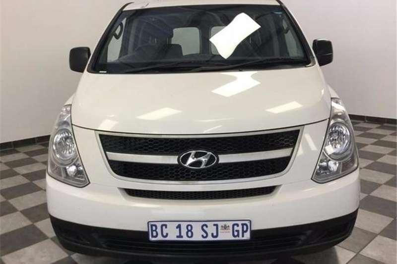 Hyundai H1 H 1 2.4 panel van GL 2011
