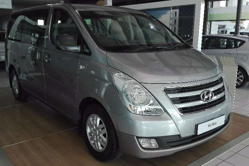 2017 hyundai h1 h 1 2 5 crdi 9 seater wagon auto cars for sale in gauteng r 609 900 on auto mart. Black Bedroom Furniture Sets. Home Design Ideas