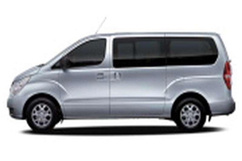 Hyundai H1 H 1 2 5crdi Panel Van Auto Panel Van Diesel