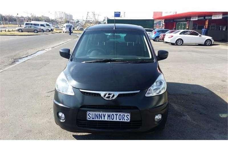 Hyundai i10 1.1 Motion 2010