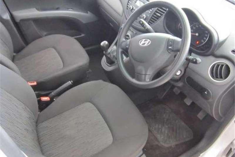 Hyundai I10 1.1 Motion 2016