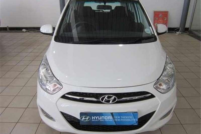Hyundai I10 1.1 Motion 2017