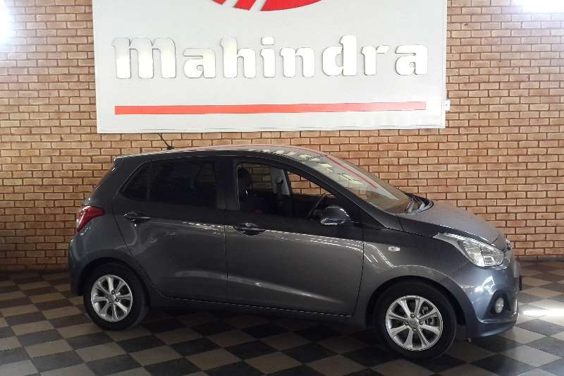 Hyundai I10 Grand  1.25 Fluid 2014