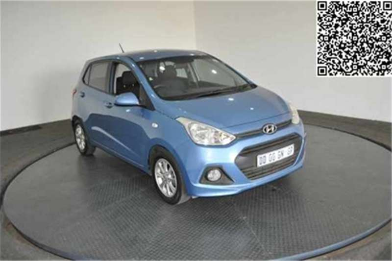 Hyundai i10 Grand i10 1.25 Fluid 2014
