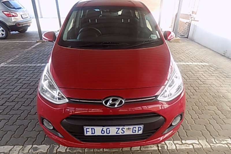 Hyundai I10 Grand I10 1.25 Fluid 2016