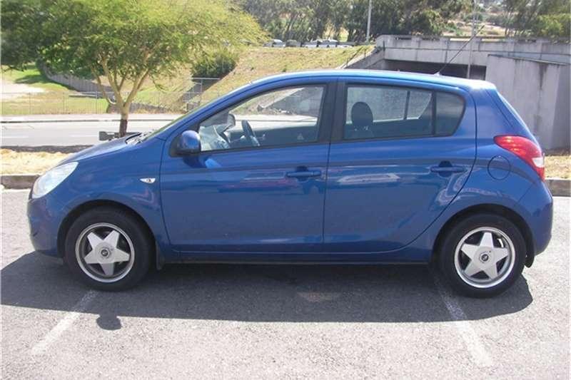 Hyundai I20 1.4 2011