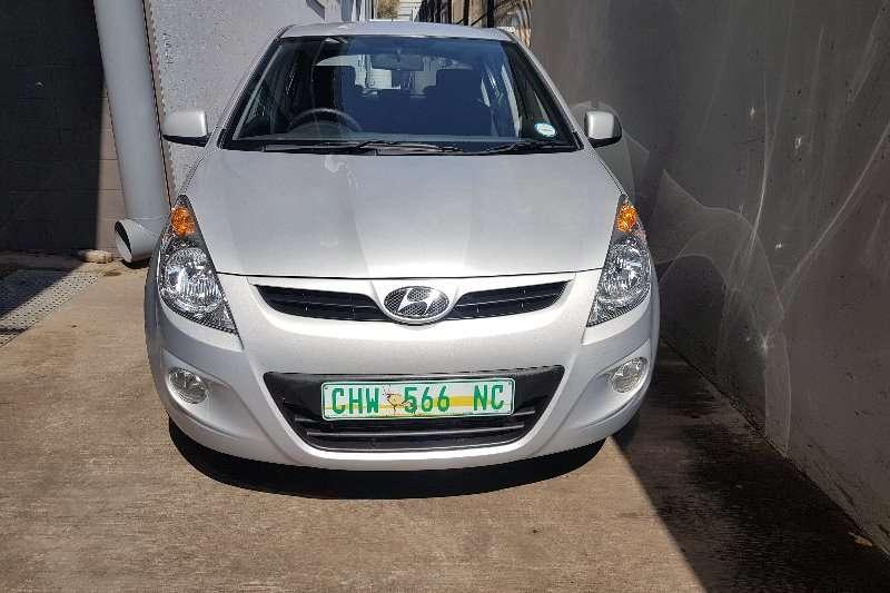 Hyundai I20 1.6 2012