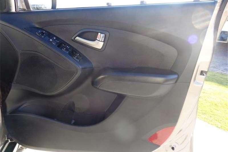 Hyundai Ix35 2.0 Executive 2011