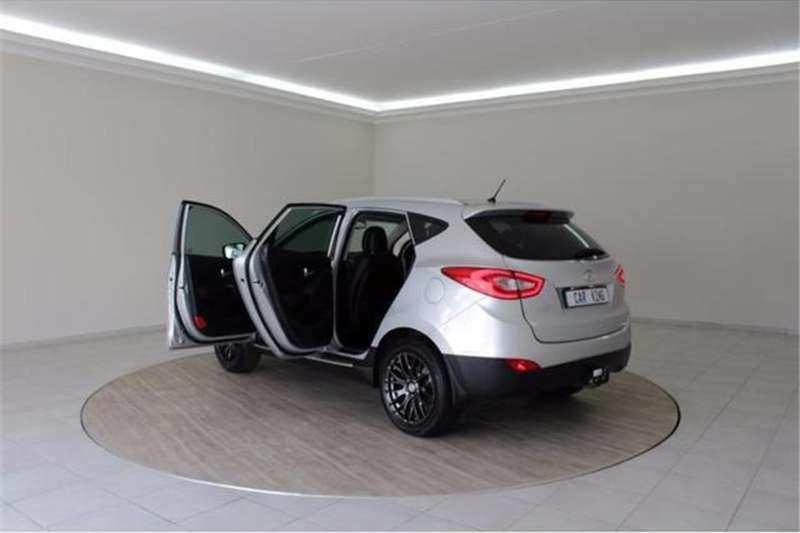 Hyundai Ix35 2.0 Executive 2015