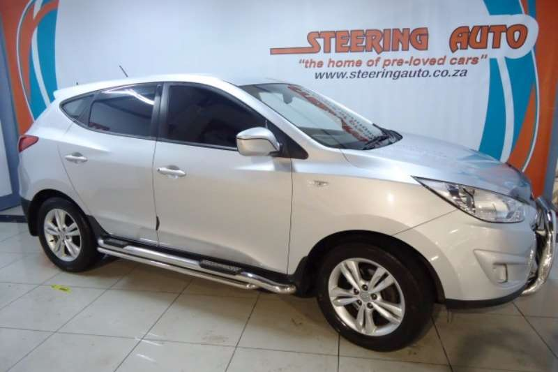 Hyundai ix35 2.0 GL PREMIUM 2011