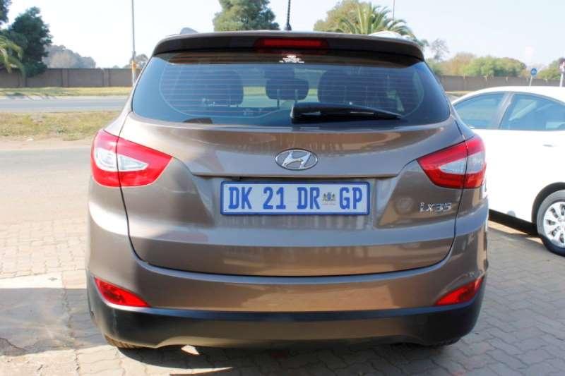 Hyundai Ix35 2.0 GLS 2014