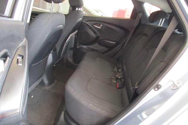 Hyundai Ix35 2.0 Premium 2012