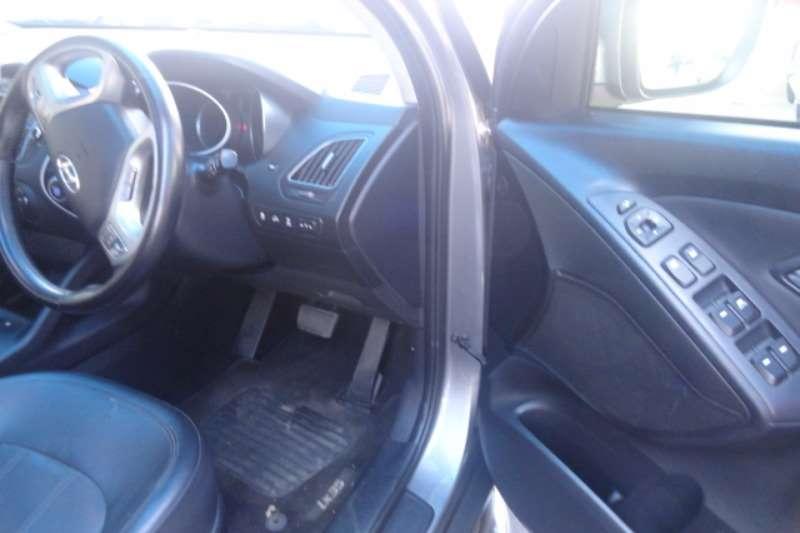 Hyundai Ix35 2.0CRDi 4WD Elite Special Edition 2013