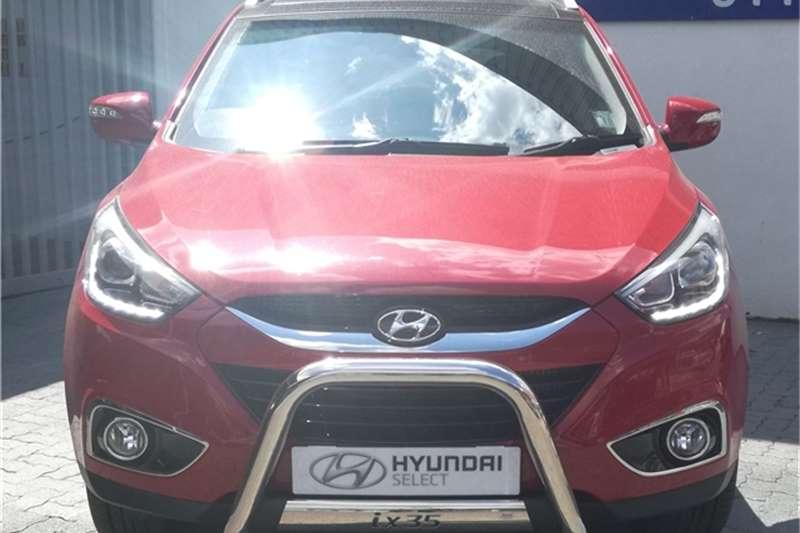 2017 Hyundai Ix35 2 0crdi Elite Crossover Suv Diesel Fwd