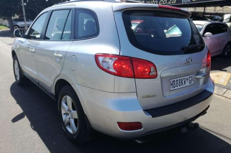 Hyundai Santa FE 2.2CRDi 2008