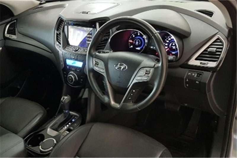 Hyundai Santa FE 2.2CRDi 4WD Elite 2015