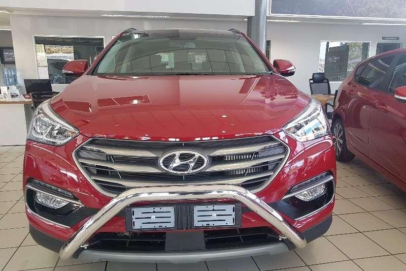 Hyundai Santa FE 2.2CRDi 4WD Elite 7 seater 2017