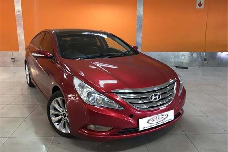 Hyundai Sonata 2.4 Executive 2012