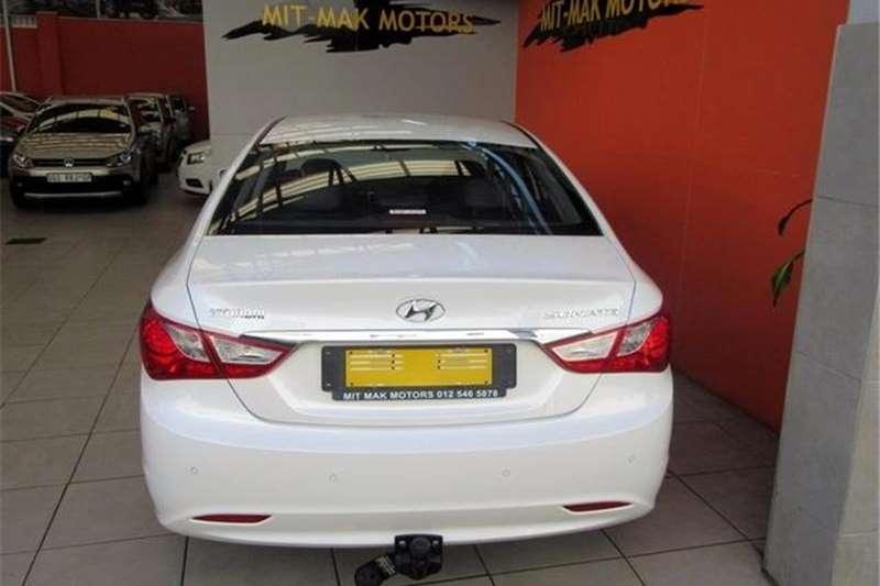 Hyundai Sonata 2.4 GLS 2010