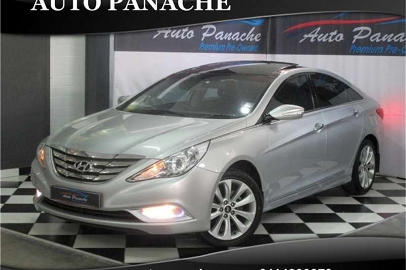 Hyundai Sonata 2.4 GLS EXECUTIVE A/T 2011