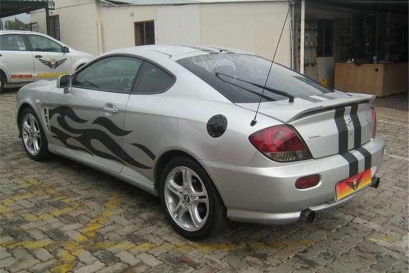 Hyundai Tiburon 2.0 GLS 2005