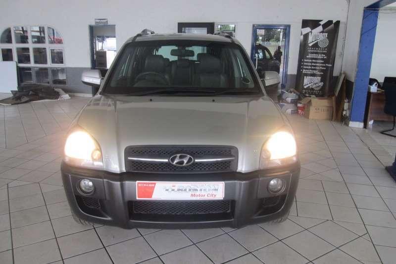 Hyundai Tucson 2.0 GLS 2007