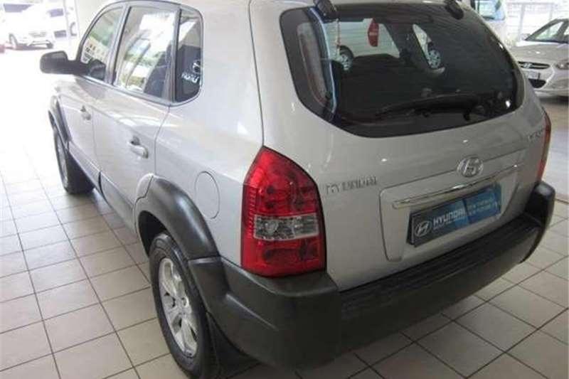Hyundai Tucson 2.0 GLS 2010