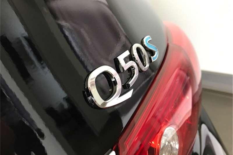 Infiniti Q50 S Hybrid 2017