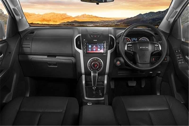 Isuzu KB 250D Teq Extended cab Hi Rider 2017