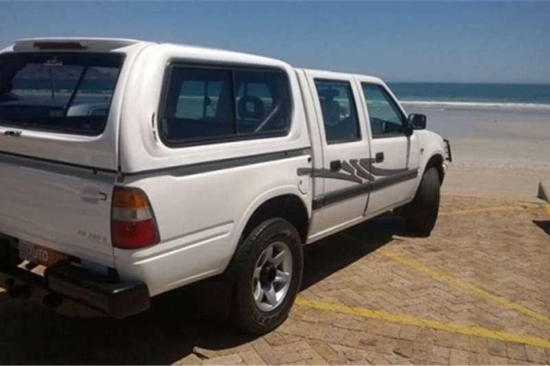 1998 Isuzu Kb 280 D Double Cab Cars For Sale In Western