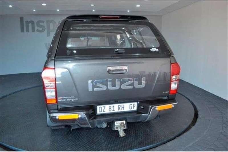 Isuzu KB 300 D Teq Double Cab LX 2013