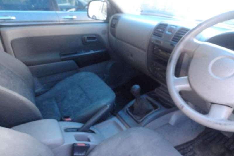 Isuzu KB 300D Teq double cab 4x4 LX 2006