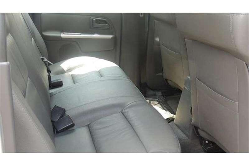 Isuzu KB 300TDI double cab LX 2007