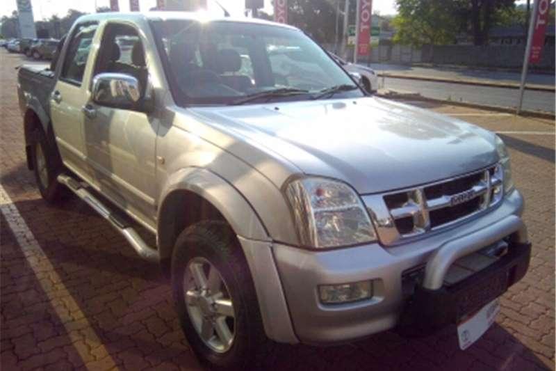 Isuzu KB 350 V6 double cab LX 2006