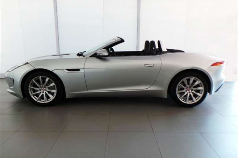 2017 jaguar f type convertible convertible petrol rwd automatic cars for sale in western. Black Bedroom Furniture Sets. Home Design Ideas