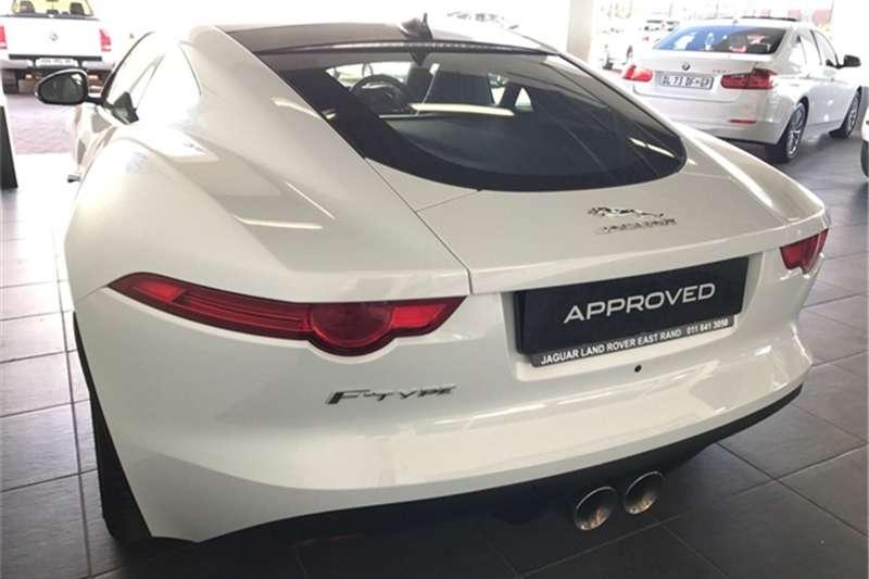 Jaguar F-Type coupe 2017